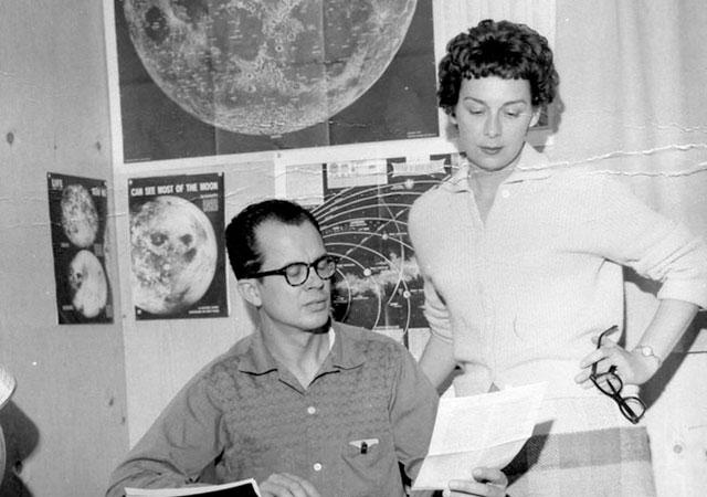 Coral Lorenzen, Wisconsin UFO researcher