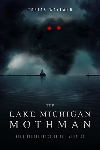 The Lake Michigan Mothman by Tobias Wayland