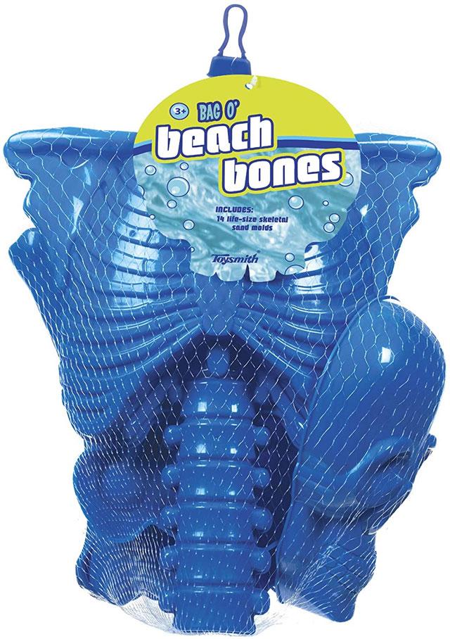 Beach Bones sand toys