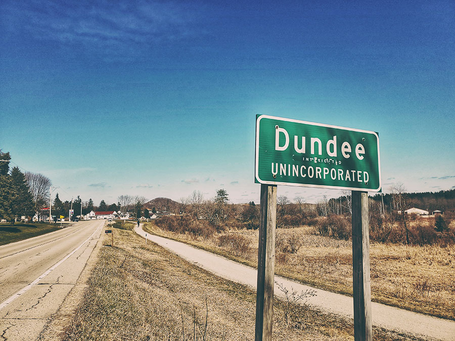 UFO sightings in Dundee, Wisconsin