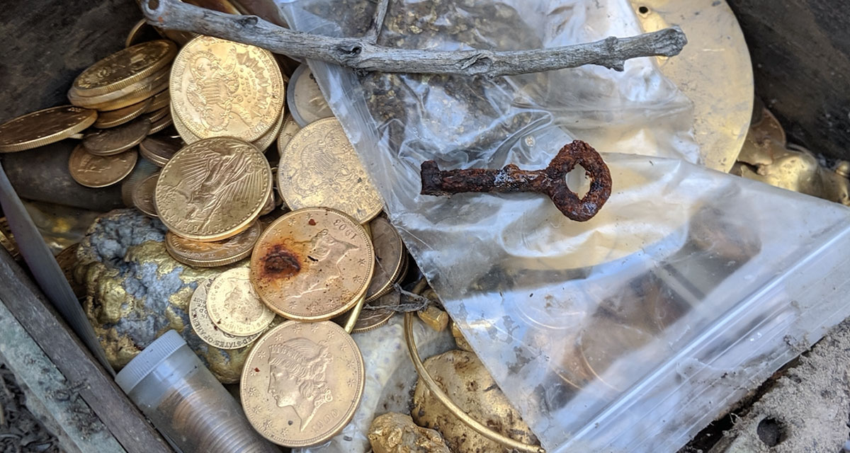 Was Forrest Fenn's treasure really found?