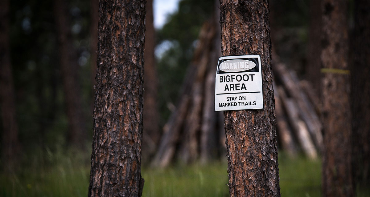 Bigfoot evidence found in Utah