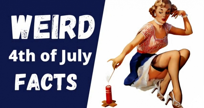 Weird 4th of July facts