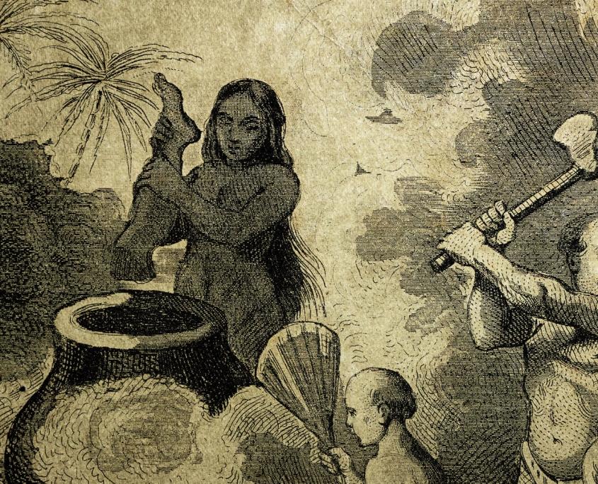 True stories of cannibalism