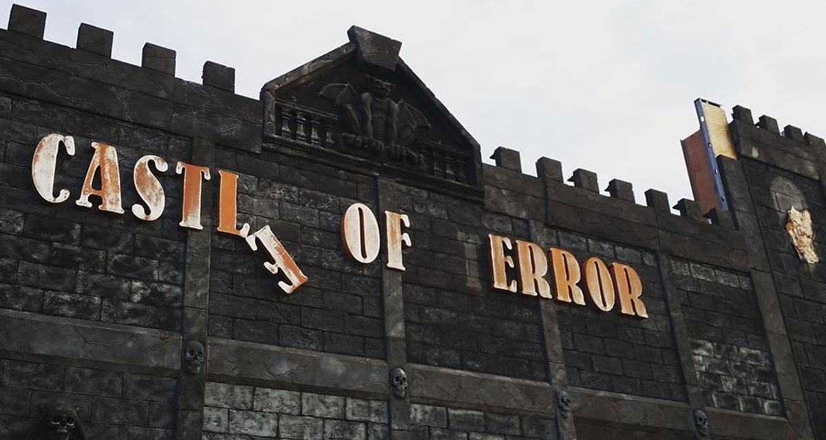 Haunted attractions in Wisconsin Dells