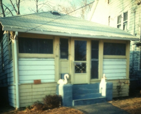 Bridgeport haunted house