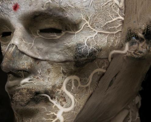 Dune primitive stillsuit designed by artist Mark de Bakker
