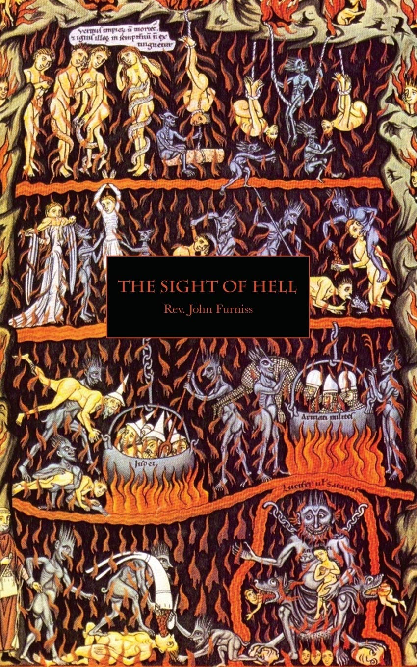 The Sight of Hell by Rev. John Furniss