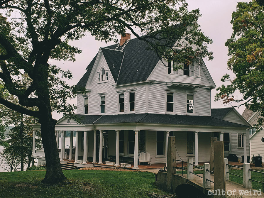 The Amityville Horror house in Salem, WI