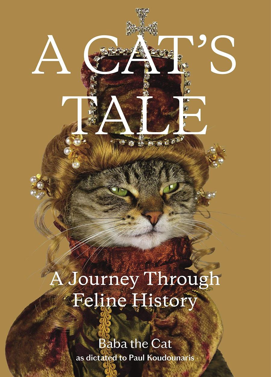 A Cat's Tale book of feline history by Paul Koudounaris