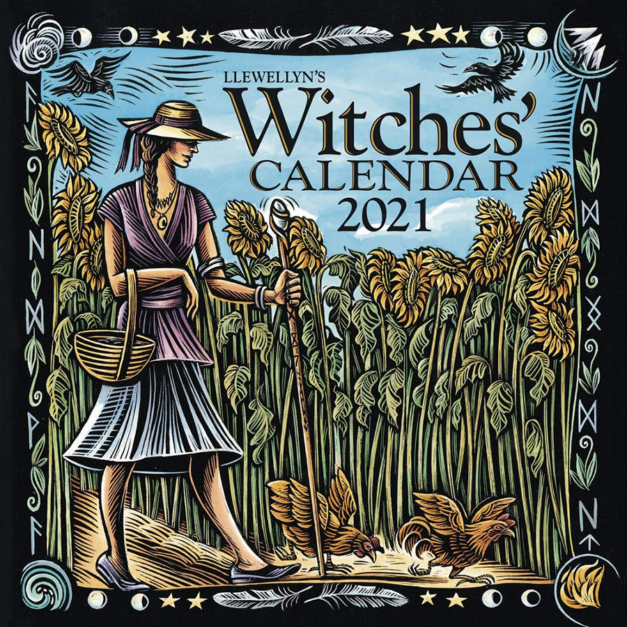Llewellyn's Witches Calendar 2021