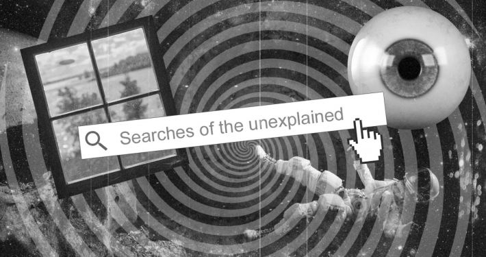 Searches of the unexplained