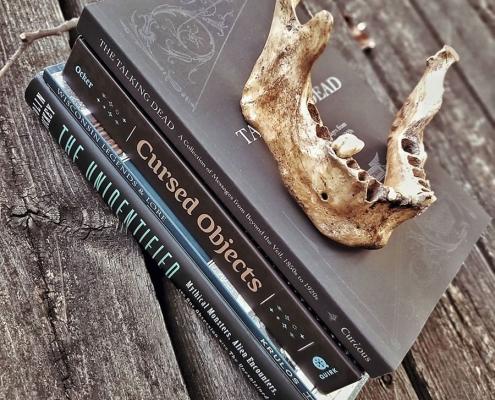 Weird and creepy books