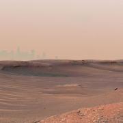 Galactic Federation alien base on Mars