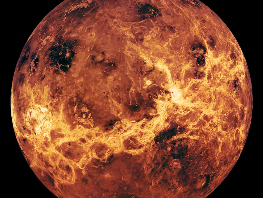 Russia stakes its claim on the planet Venus