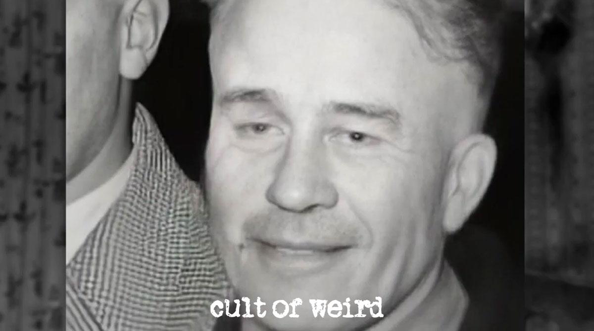Ed Gein reanimated with Deep Nostalgia