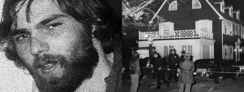 Ronald DeFeo Jr. murdered his family in the Amityville Horror house