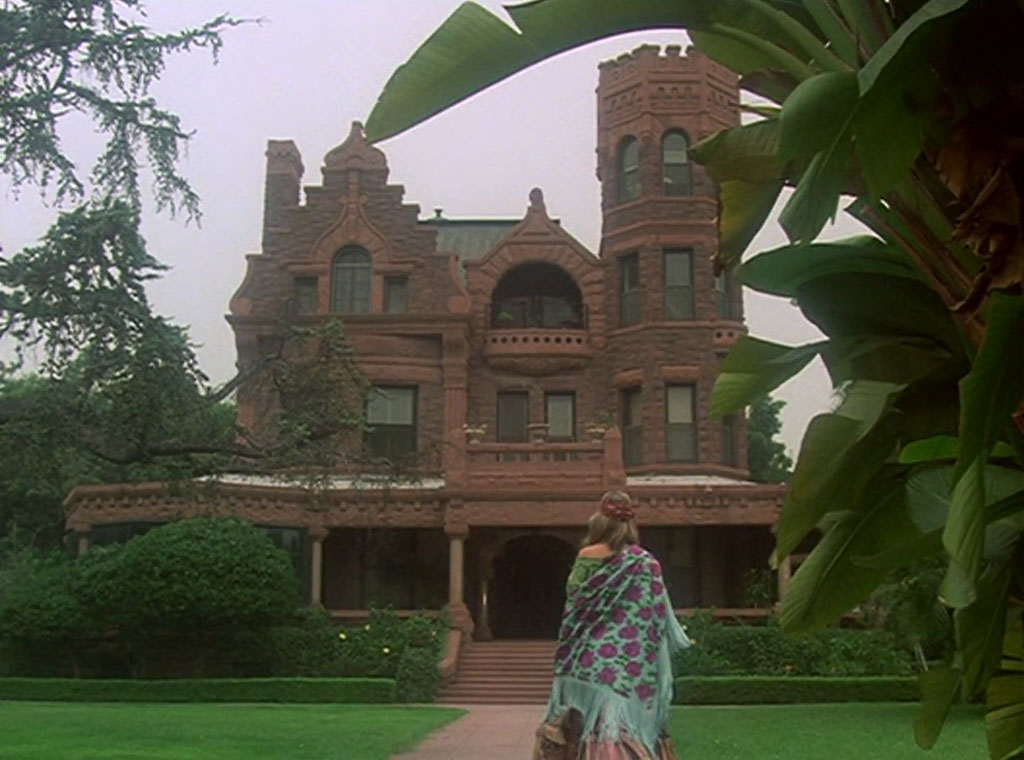 "The Stimson House in the 1976 Bionic Woman episode ""Black Magic"""