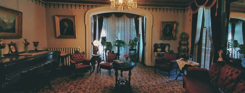 Haunted Galloway House in Fond du Lac, WI