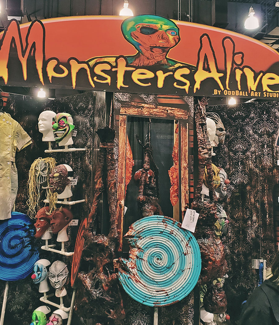 Monsters Alive