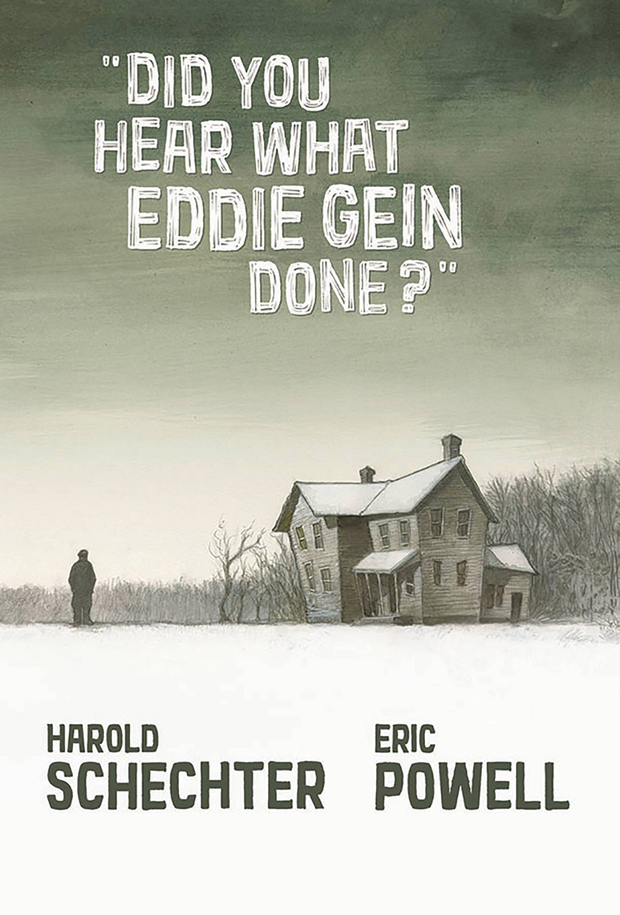 Ed Gein graphic novel